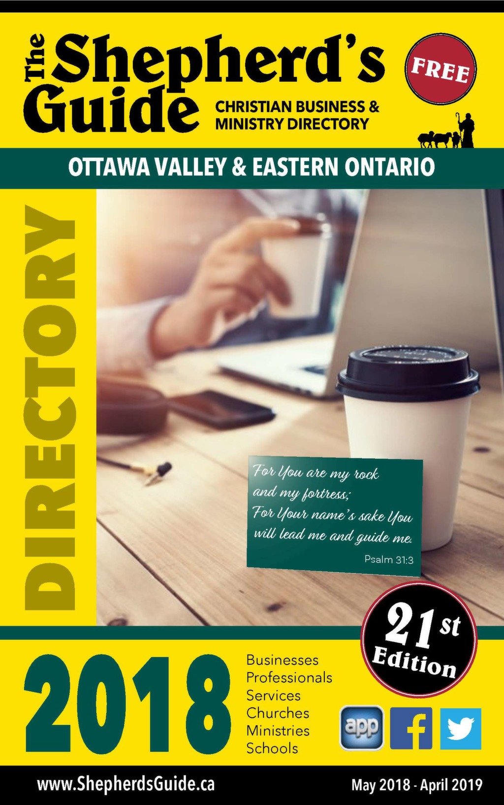 Ottawa Valley and Eastern Ontario – The Shepherd's Guide
